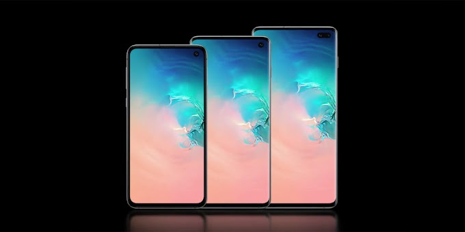 Download official Samsung Galaxy S10 wallpapers