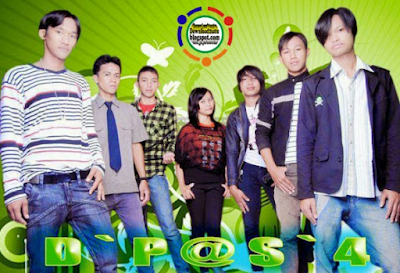 Download Kumpulan Lagu D'Paspor Mp3 Full Album ( D'pas4 )