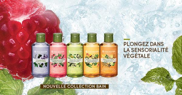 Jeu Concours Yves Rocher 200 gels douche Plaisirs Nature à gagner !