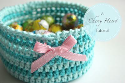 http://sandra-cherryheart.blogspot.co.uk/2013/03/crochet-basket-tutorial.html