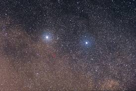 Fact now: bintang terdekat dengan matahari bukan aplha centauri