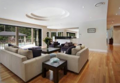 Desain interior ruang tamu rumah minimalis