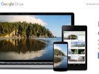 Instal Google Drive di komputer dan smartphonemu dan dapatkan datamu dari mana saja