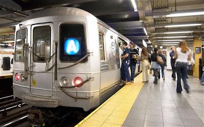 Tàu điện ngầm tại Mỹ