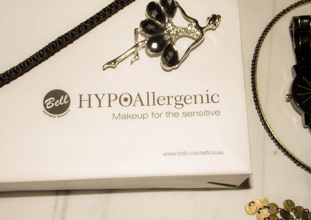 Bell HYPOAllergenic - mascary + konturówki, czyli hypoalergiczne podkreślenie oka.
