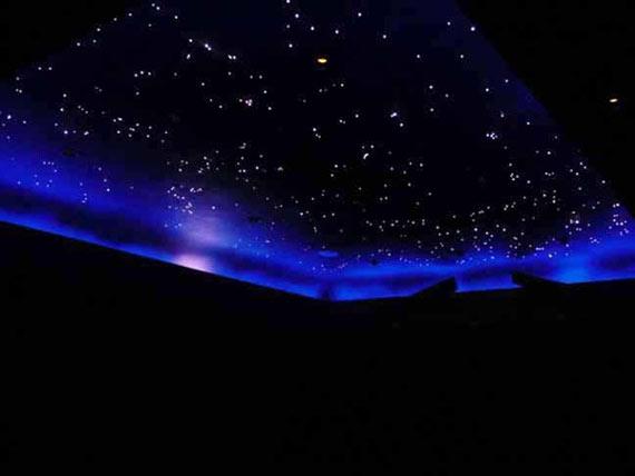 Starry Night Lights Bedroom