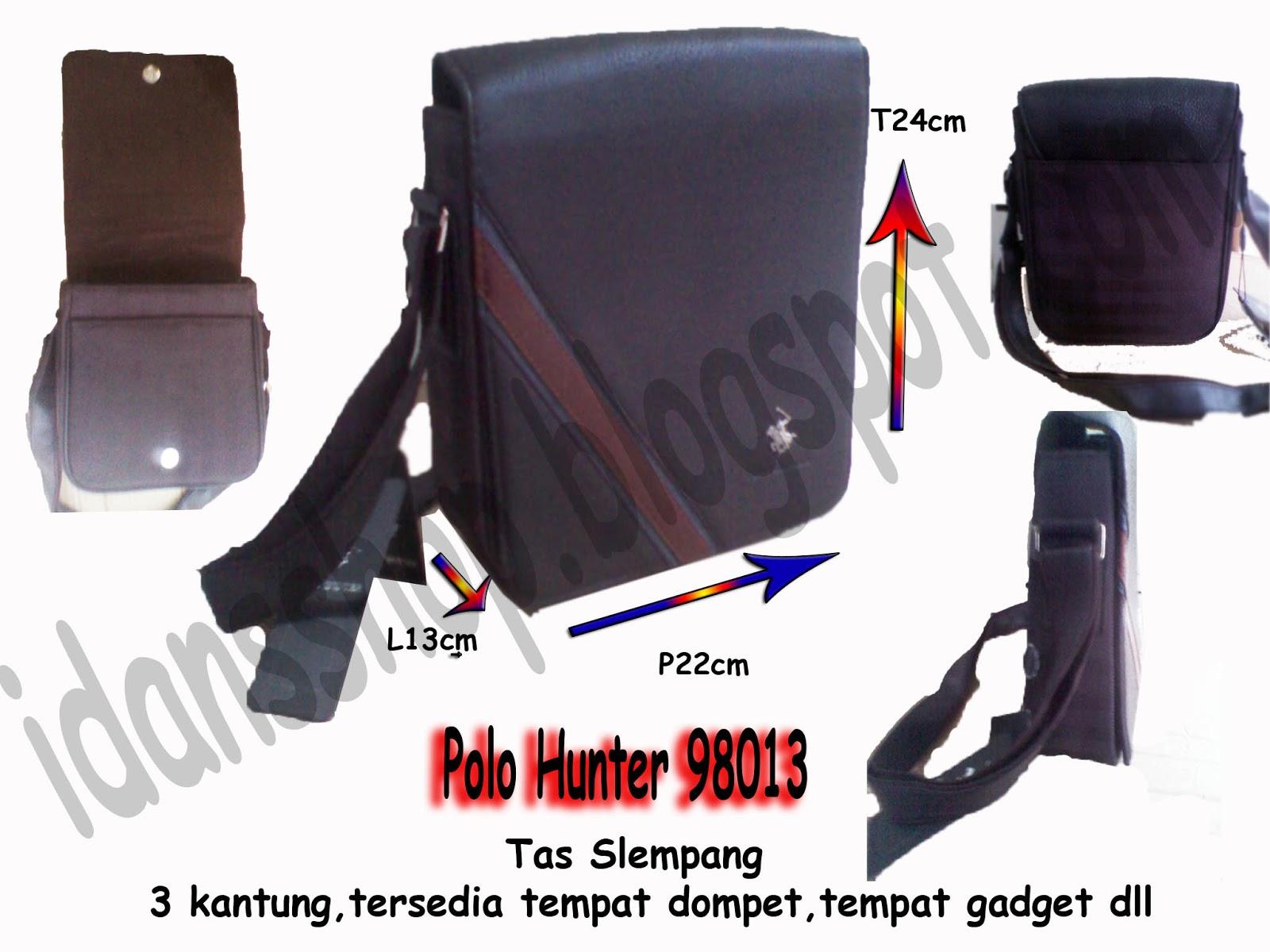 c7cca0c18450 Tas Slempang Polo Hunter 98013. RpSold. Polo Hunter 98013 Original Obral  Harga Nett Rp 95.000 plus ongkir untuk wilayah jakarta