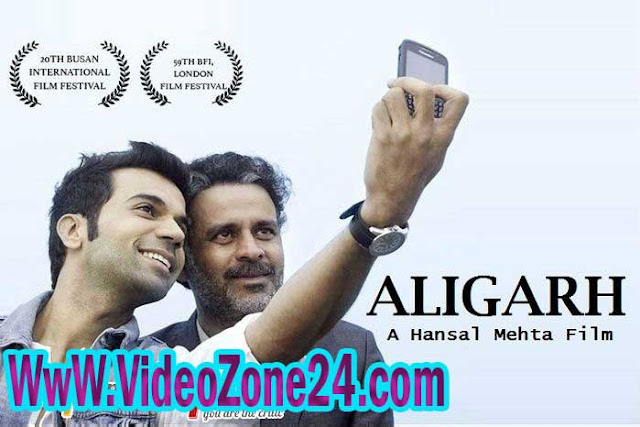 Aligharh - Hindi Movie DVDScr 300MB