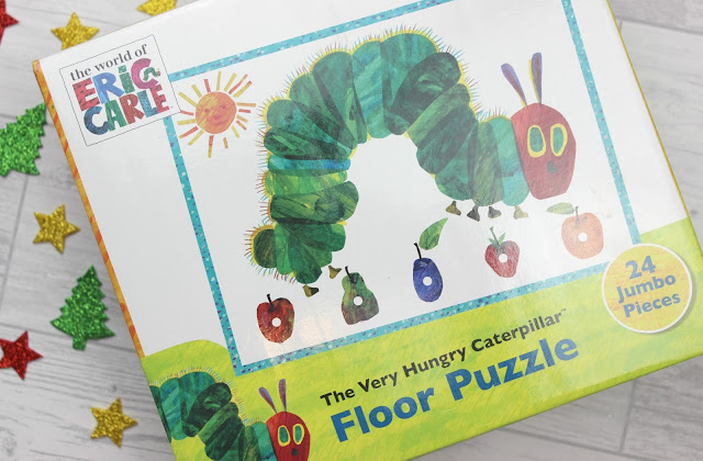 A review of The Very Hungry Caterpillar Floor Puzzle