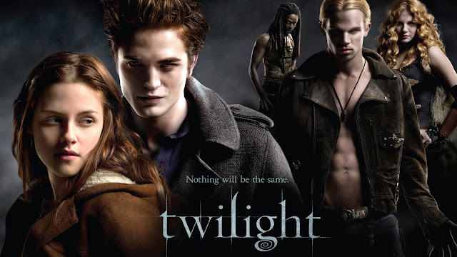 Twilight 2008 Bluray Poster