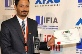 اينشتاين المغربي ماجد البوعزاوي يحصد 4 جوائز في معارض دولية للاختراع
