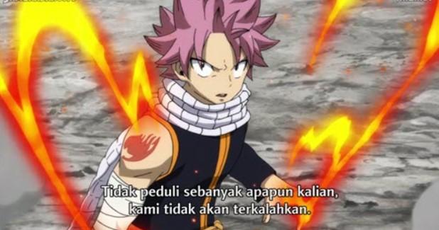 Fairy Tail (2018) Episode 282 Subtitle Indonesia
