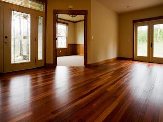 cara pemasangan lantai kayu