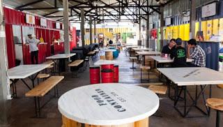 Patut Dicoba, Wisata Kuliner di Dalam Kontainer