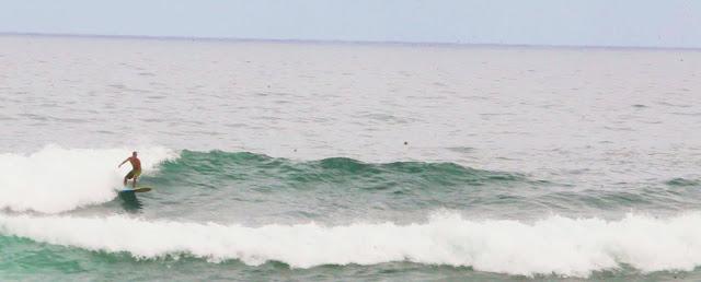 No Rio Vermelho também bate onda