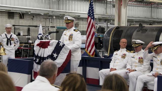 El primer escuadrón de drones submarinos ya es una realidad en EE.UU.