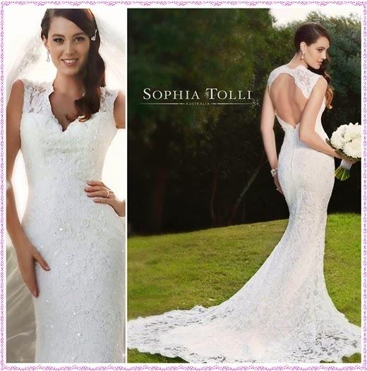 Sophia Tolli 2014 Brautkleider