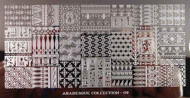MoYou London Arabesque Collection 09