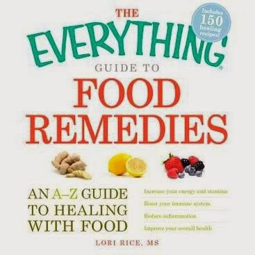 The Everything Guide To Food Remedies An A-Z Guide To Healing With Food Pdf Book By Lori Rice
