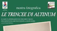 Le trincee di Altinum ai tempi della Grande Guerra: mostra fotografica dal 7 maggio