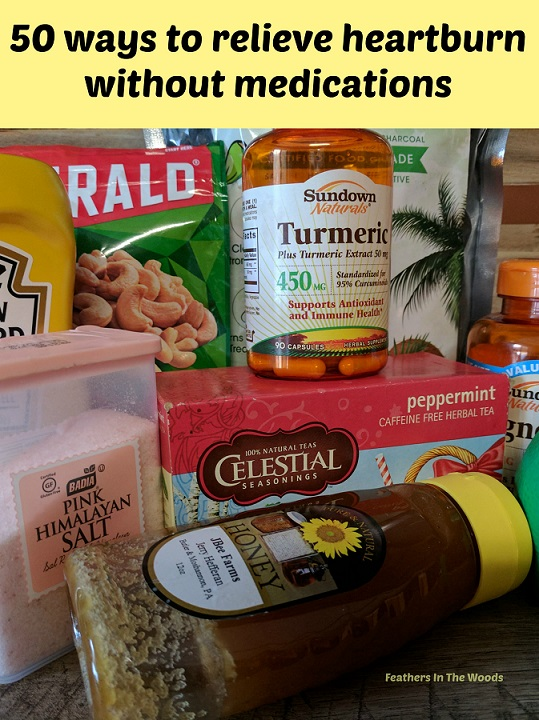 What Gets Rid Of Heartburn Naturally