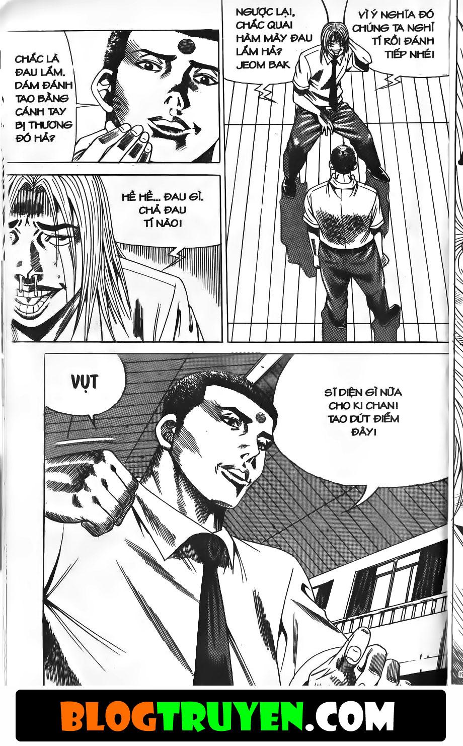 Bitagi - Anh chàng ngổ ngáo chap 148 trang 14