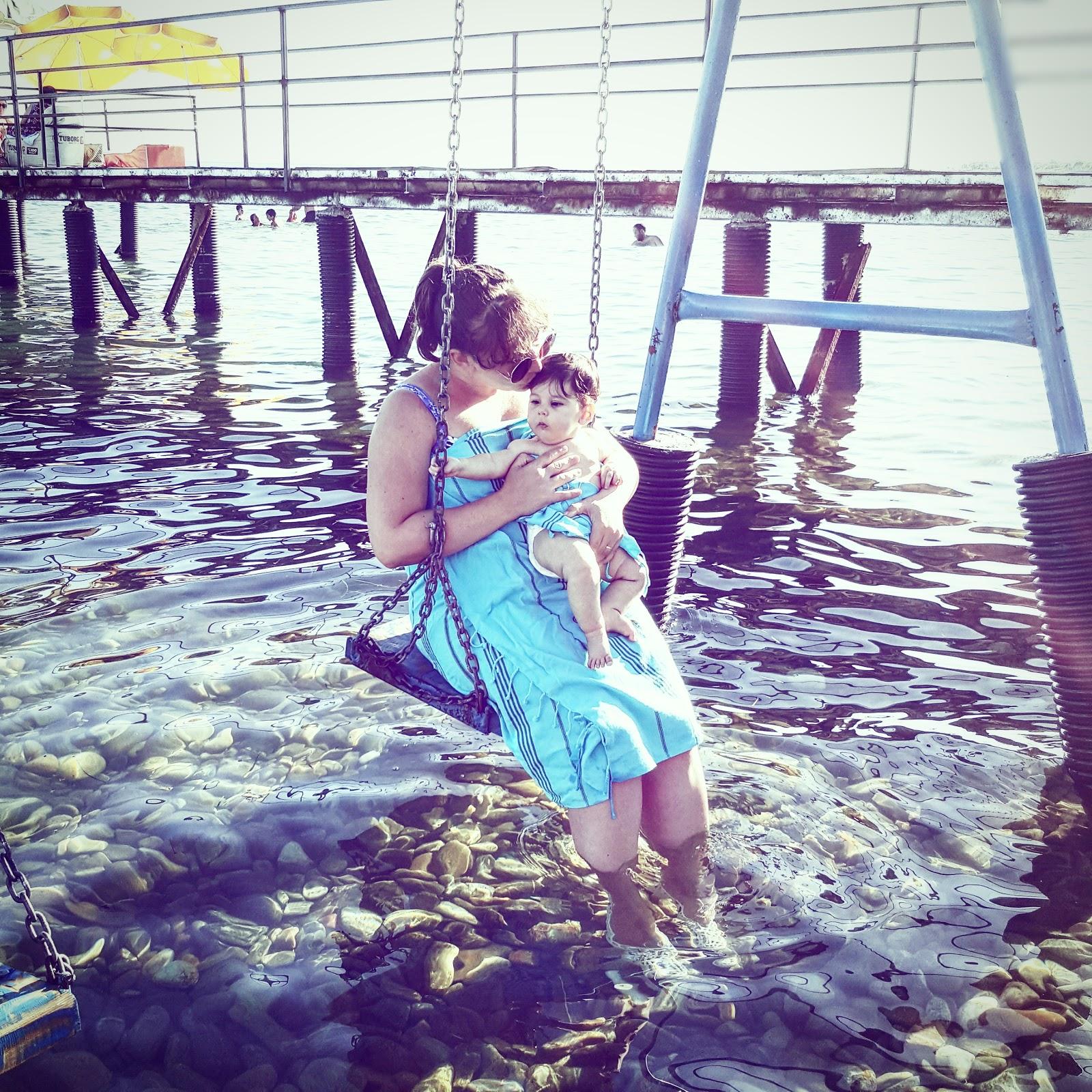 Bebekler ilk defa ne zaman havuza girebilir