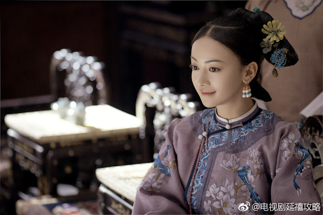 Story of Yanxi Palace Chinese series network views