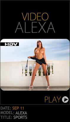 PhDromm9-11 Alexa - Sports (HD Video) 03250