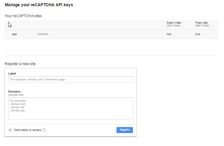 How to Integrate No Captcha reCaptcha to Sails js | Sails - The