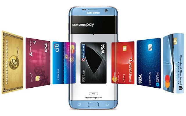 خدمة سامسونج Pay تتيح لك الآن استخدام PayPal كطريقة دفع