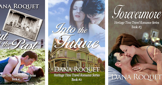 Enduring Gift, Heritage Time Travel Romance series book #4, coming soon