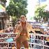 Anitta arrasta multidão na estreia do Bloco das Poderosas, no Rio