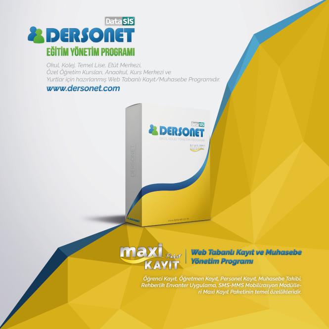 Dersonet Maxi Kayıt Paket