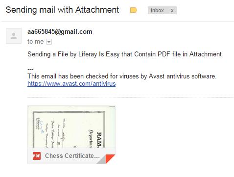 virus envoi mail