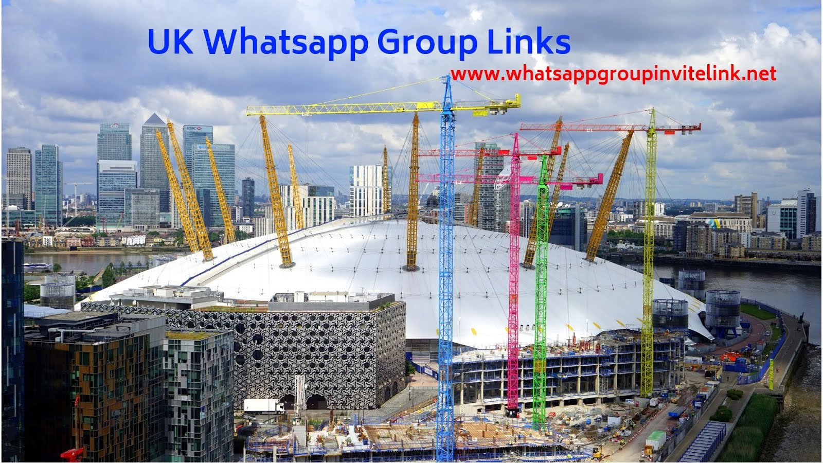 Whatsapp Group Invite Links: UK Whatsapp Group Links