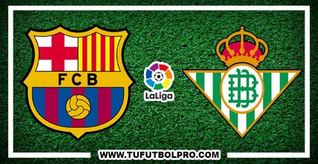 Ver Barcelona vs Betis EN VIVO Por Internet Hoy 20 de Agosto 2017