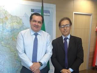 DNOCS-PB busca recursos em Brasília para obras hídricas na Paraíba