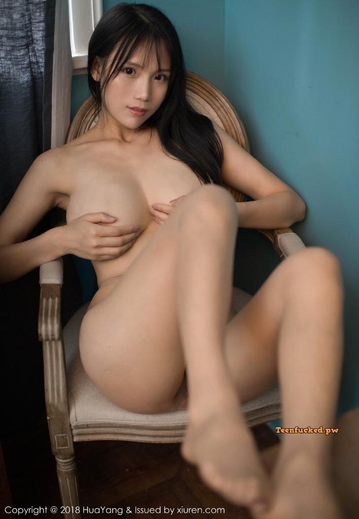 HuaYang 2018 10 11 Vol.088 Li Ke Ke MrCong.com 013 wm - HuaYang Vol.088: Người mẫu Li Ke Ke (李可可) (45 ảnh)