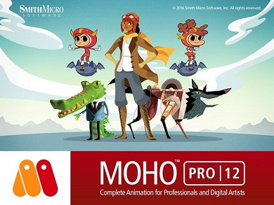 Smith Micro Moho (Anime Studio) Pro