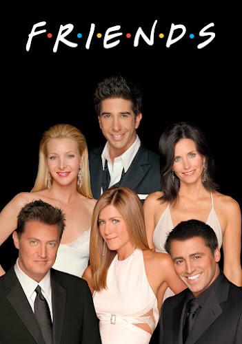 Friends Temporadas 1 – 10 (DVDRip Uncut ingles Subtitulada)