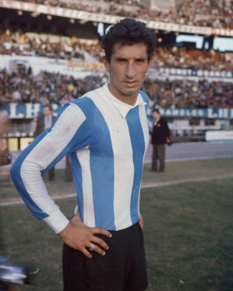 Soccer football or whatever Argentina All Time Team before 1978