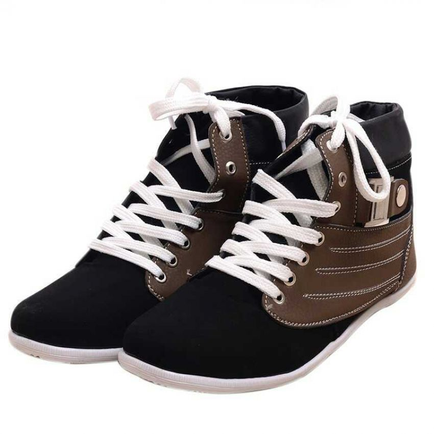 f3a3c32219734b Fashion 2016  Latest Casual Winter Shoes Styles 2016 For Men