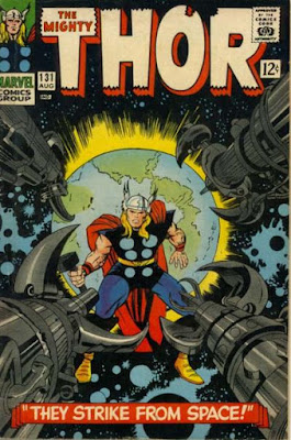Thor #131, Jack Kirby and Vince Colletta
