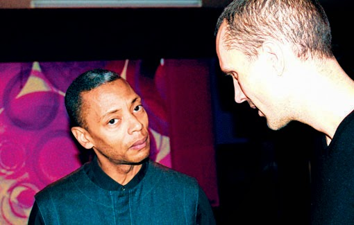 Jeff Mills Time Tunnels la Machine du Moulin rouge paris