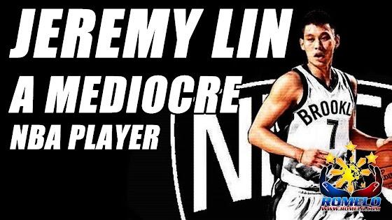 Jeremy Lin ★ A Mediocre NBA Player ★ Says CSN Mid-Atlantic