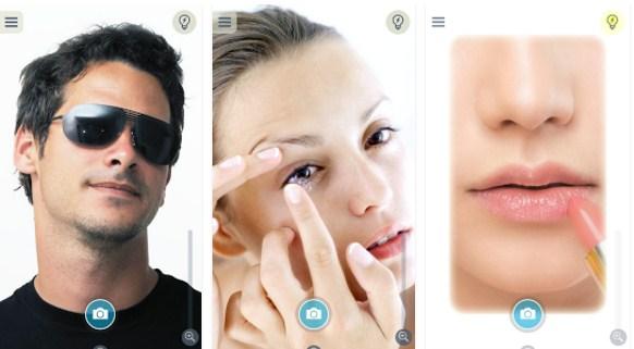 cermin di android
