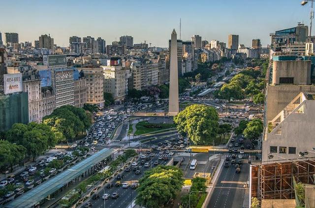 Dia 2 em Buenos Aires