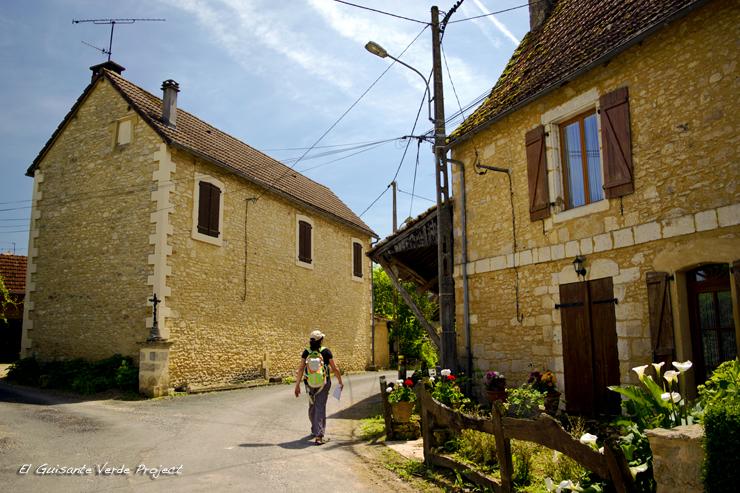 Sendero Hombres de Lascaux - Perigord, Francia por El Guisante Verde Project