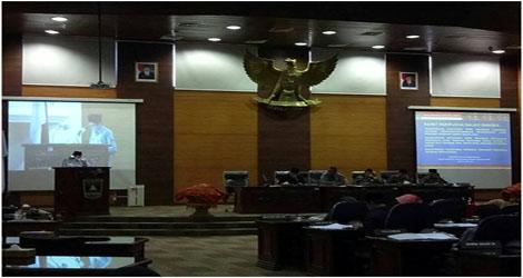 """""""OPD Harus Konsisten Terhadap Tujuan Pembangunan Daerah Yang Sudah Tertuang Di Dalam RPJMD."""